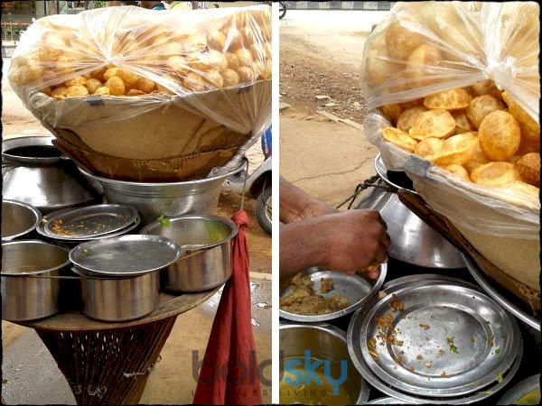 Street Food Socail