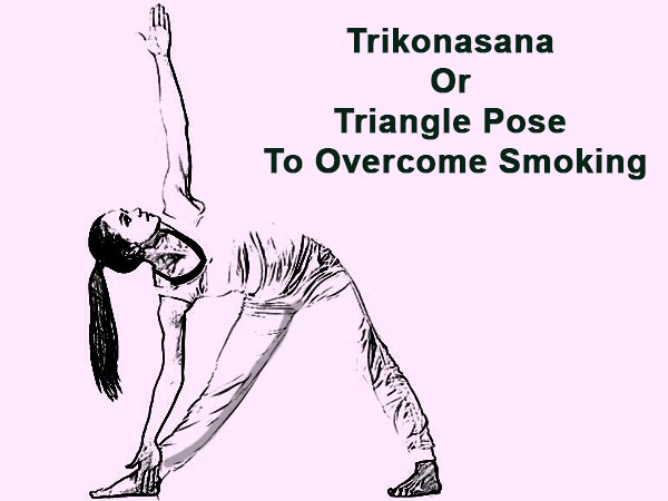 yoga asanas to quit smoking