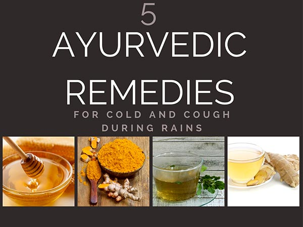 ayurvedic remedies for cough in rainy season