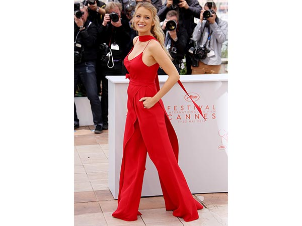 Blake Lively criticised for 'LA face with an Oakland booty' Instagram post