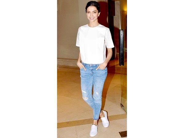 Deepika Padukone In Jeans: 7 Times Deepika Padukone Wore ...