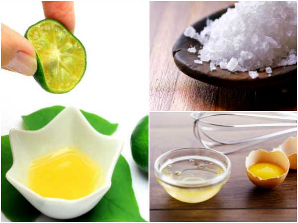 Try This Homemade Hair Mask For Oily Hair Using Egg White And Salt