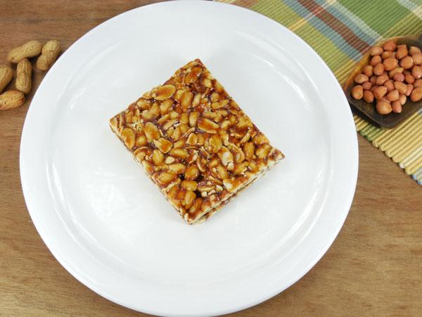 Yummy Peanut Chikki Recipe For Kids
