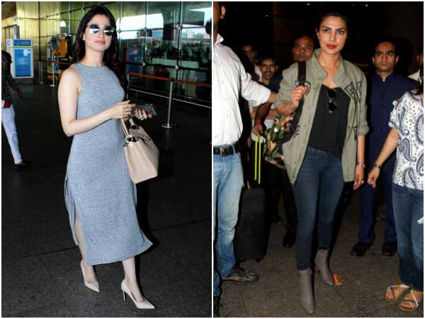 bollywood celebrity airport looks