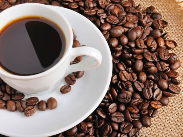 effects of continous intake of caffine in women
