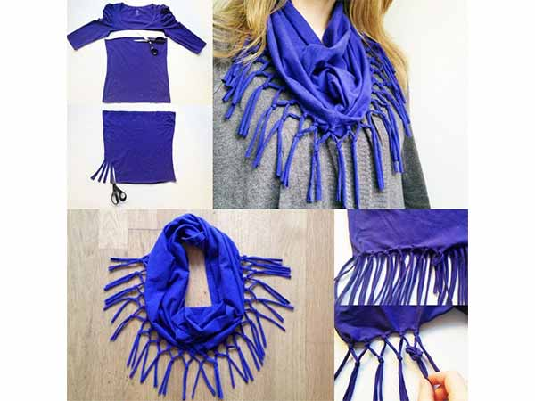 diy scarf ideas