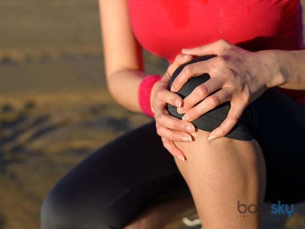 how to treat knee pain