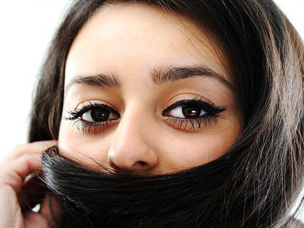 Tamil girls eyes   Tamil girls