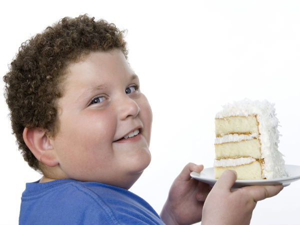 Do Obese Kids Consume More Calories1