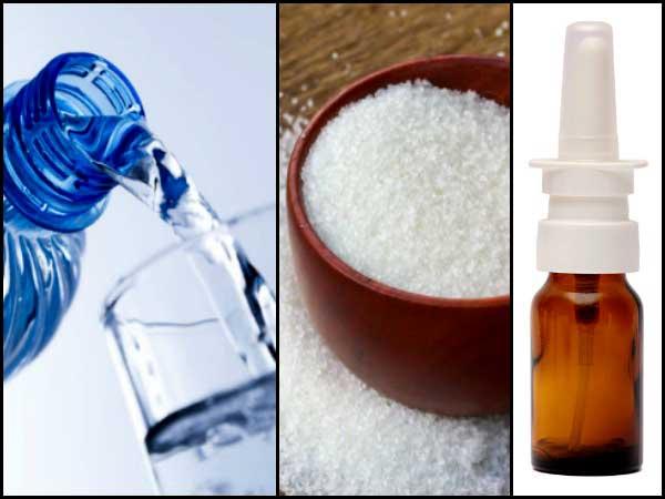 Homemade Nasal Spray Remedy To Stop Snoring - Boldsky.com