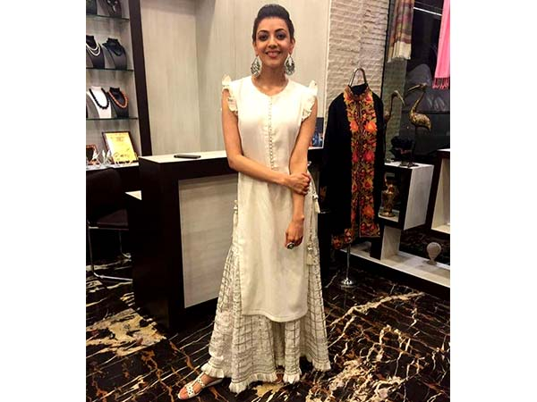 kajal aggarwal fashion
