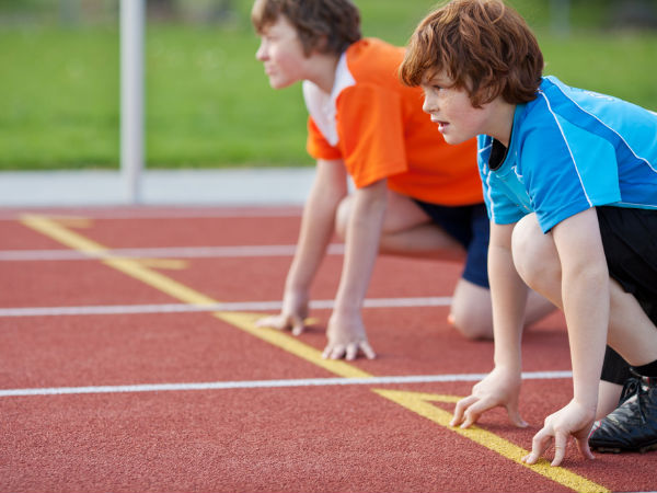 Do Exercises Boost Kids' Intellect