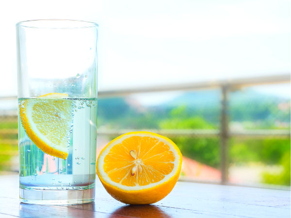 Why Lemon Water Is A Medicine