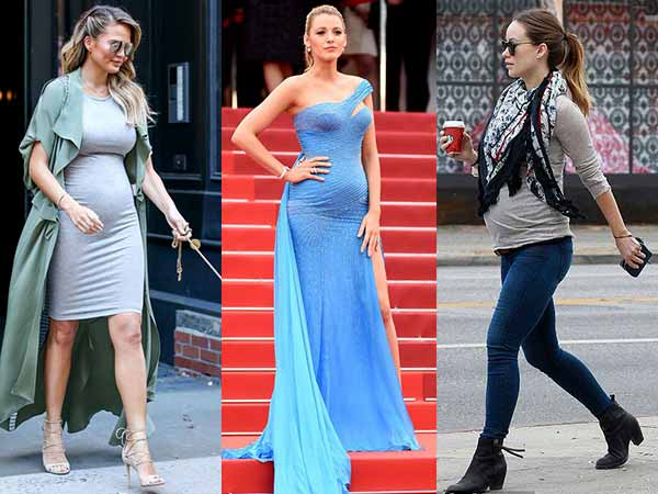 6 Fashion Tips To Sail Through Pregnancy In Style