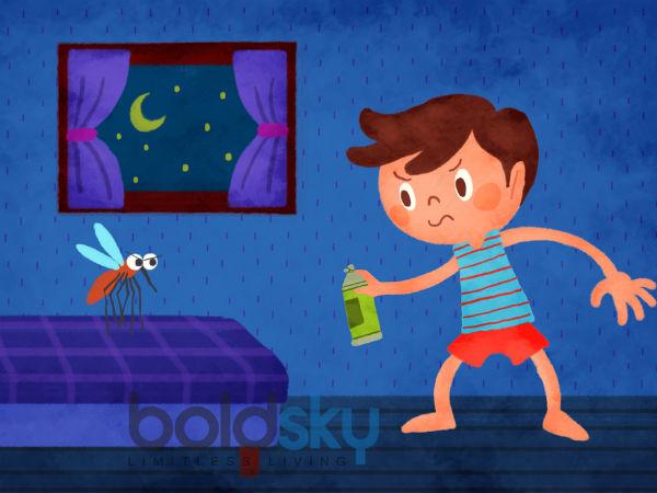 Tips To Prevent Dengue Fever Boldsky Com