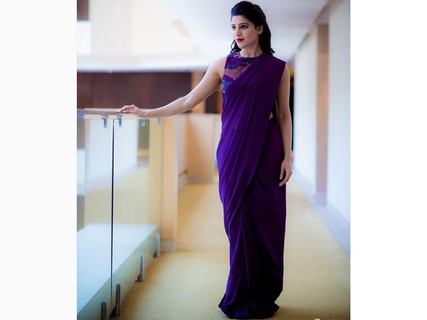 south indian actresses in sarees