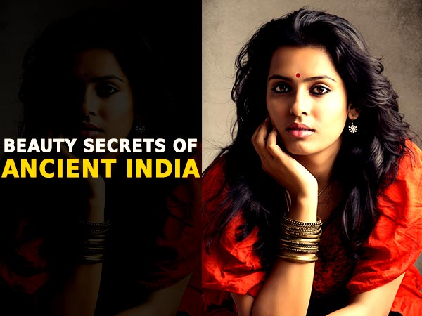 Beauty Secrets Of Ancient India That Every Woman Should Know