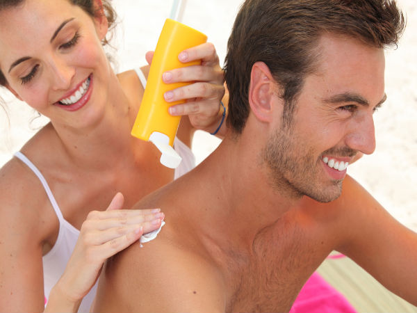 Does Sunscreen Lotion Affect Your Sperm