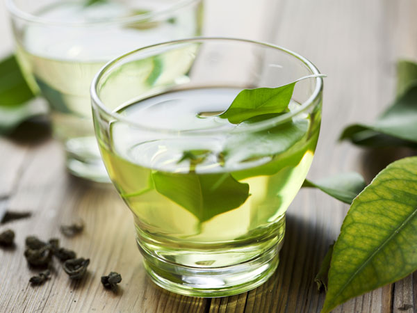 You think green tea causes weight gain