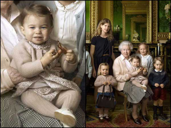 A Timeline Of Princess Charlotte S Fashionably Royal