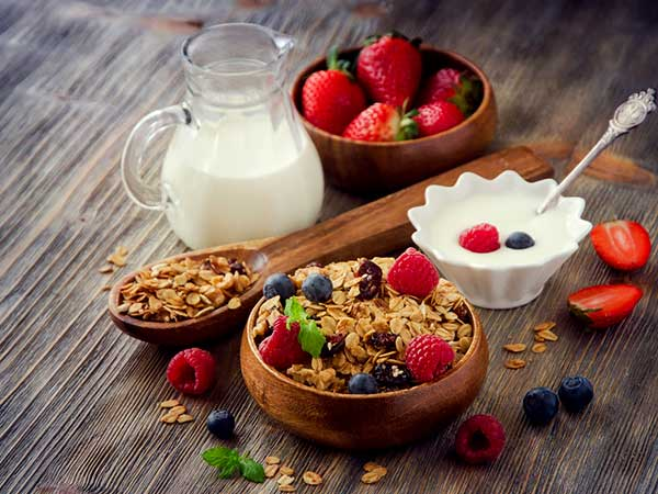 fitness benefits of eating breakfast