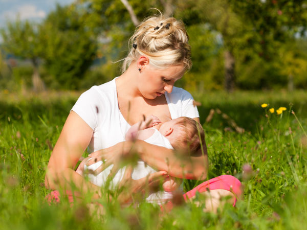 Lose Weight During Breast Feeding Phase