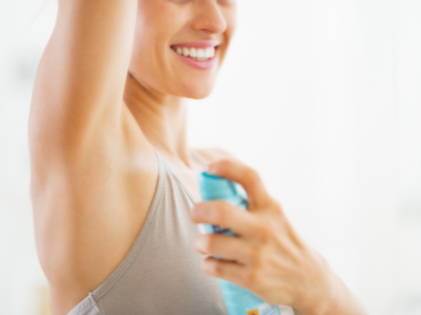 Things That Are Wrong With Your Deodorant