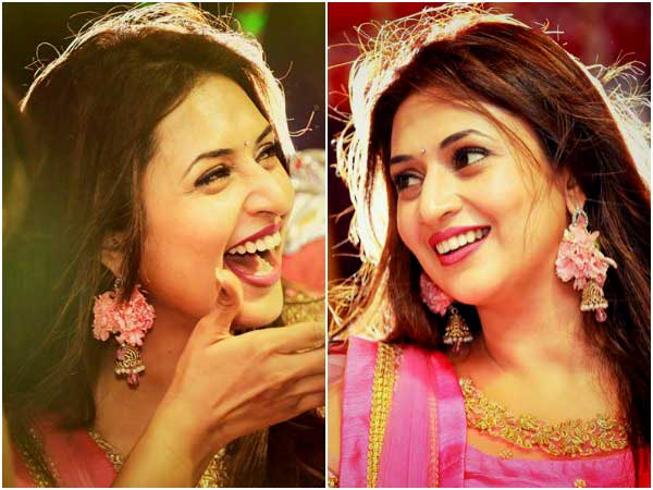 Divyanka Tripathi Mehndi Ceremony : Did you know divyanka tripathi made her mehendi ceremony earrings