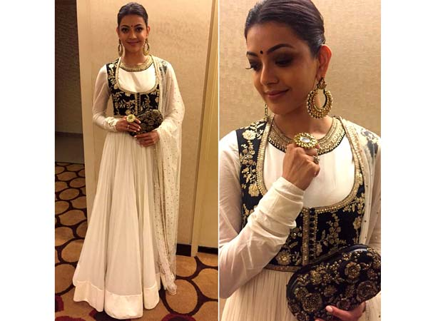 kajal aggarwal dress