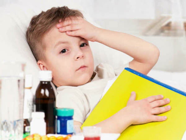 reasons for allergy in kids