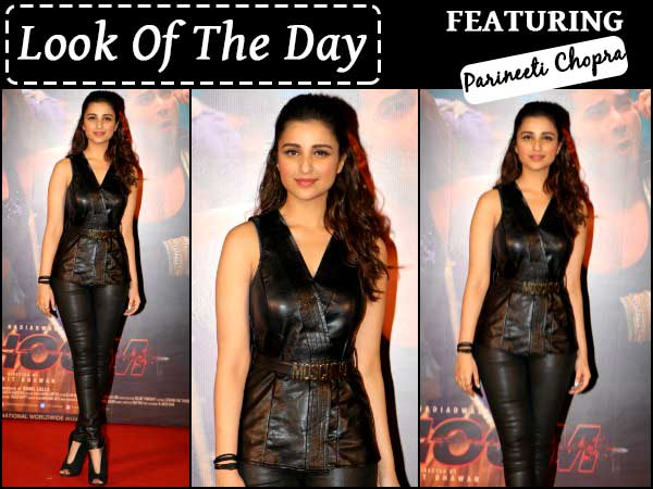 look of the day parineeti chopra