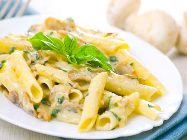 Eat Pasta To Curb That Extra Flab -Study
