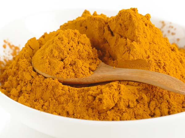 how to get clear skin using turmeric