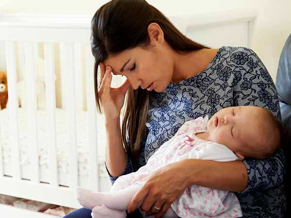 what are postpartum depression