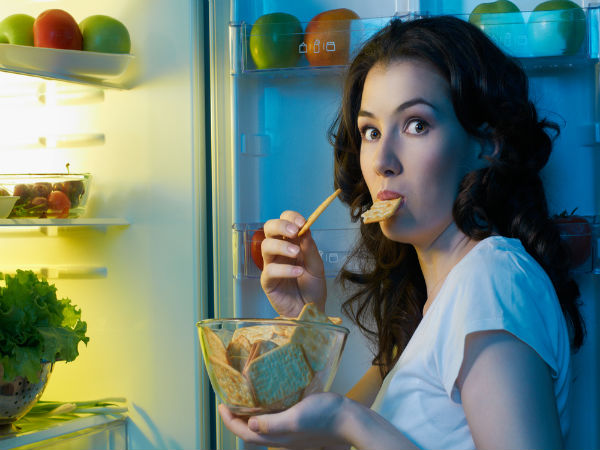 how night time snacks helps you lose weight
