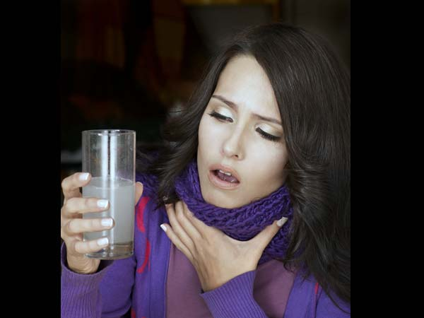 remedies for throat congestion