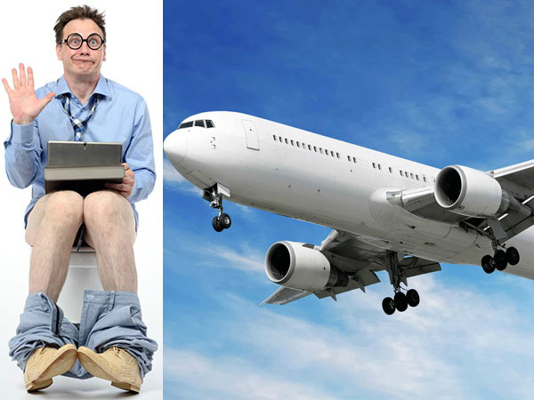 Reasons Not To Use Toilets During Landing Takeoff