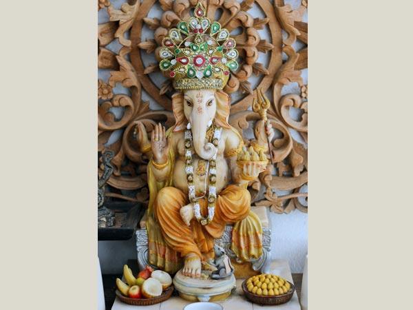 Ganesh Chaturthi Festival Decoration Ideas At Home Boldsky Com