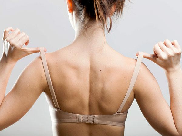 bra myth straps