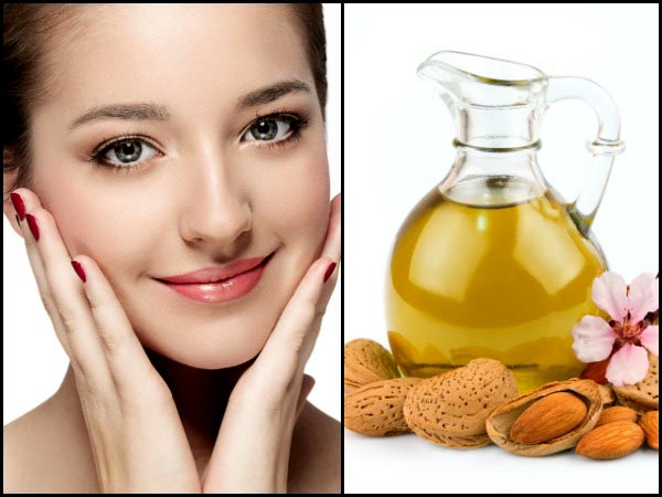 Ways to use almond oil for skin