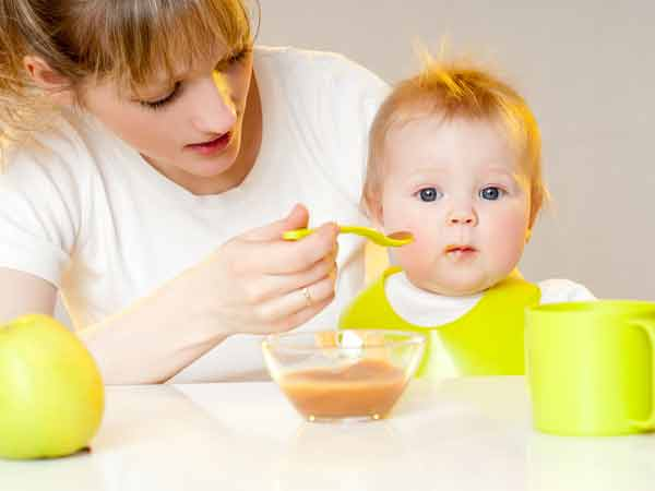 Foods To Give A Baby Before Age One