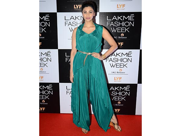 Lakme Fashion Week Eshaa Amiin