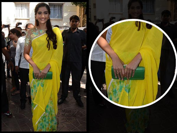 Handbags for saree