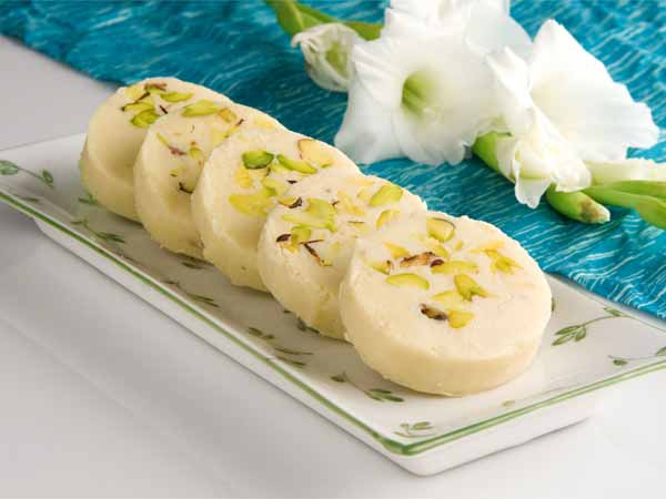 Khoya Peda Sweet Recipe For Krishna Janmashtami