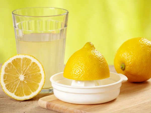 benefits of hot water and lemon