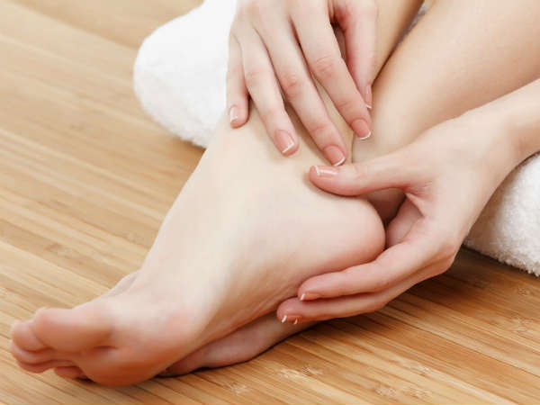 Simple Tips To Prevent Cracked Heels