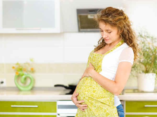 Don't Lift Heavy Objects When Pregnant 4