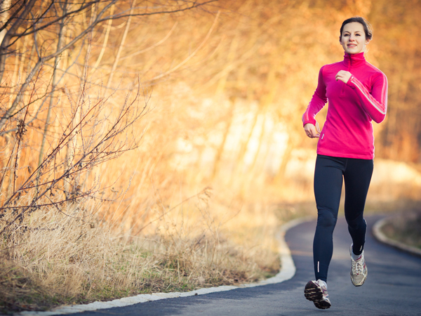 How Running Helps With Depression