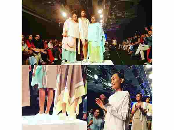 Schulen Fernandes For Wendell Rodricks Lakme Fashion Week 2016