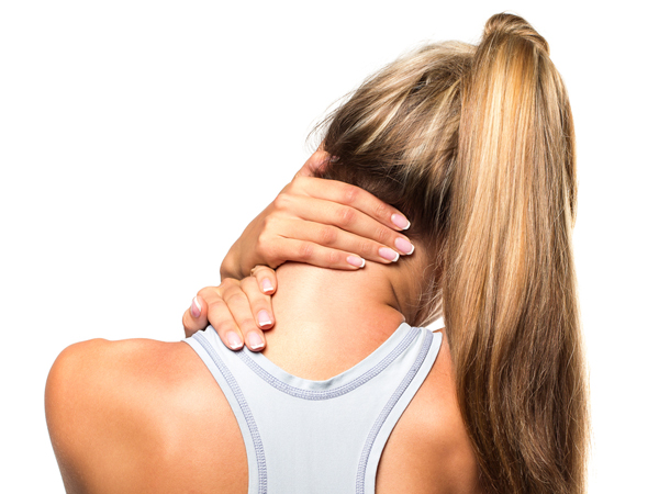 instant relief from neck pain